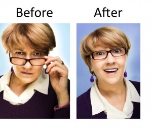 Faculty Support - Before and After