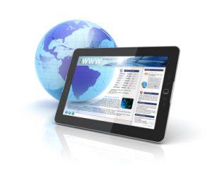 Online reading of technology transfer news